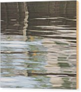 Harbor Impressions 3 Wood Print