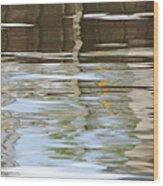 Harbor Impressions Wood Print