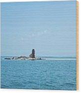 Harbor Island Series 1 Wood Print