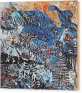 Hare 682 -marucii Wood Print
