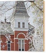 Hargis Hall Ll Wood Print