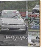 Harley Dftss Wood Print