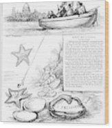 Harper's Weekly, 1881 Wood Print