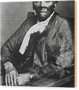 Harriet Tubman  Wood Print
