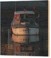 Harry - Lane's Cove Wood Print