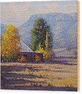 Hartley Autumn Wood Print