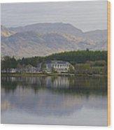 Harveys Point - Donegaltown Ireland Wood Print