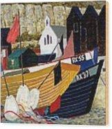 Hastings Remembered Wood Print