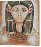 Hathor Rendition Wood Print