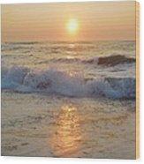 Hatteras Sunrise 9 8/6 Wood Print