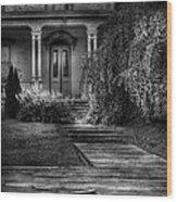 Haunted - Haunted II Wood Print