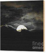 Haunting Horizon 02 Wood Print by Al Powell Photography USA