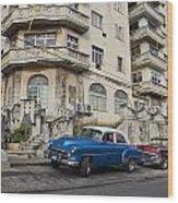 Havana Beauty Wood Print