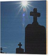 Have Faith... Wood Print