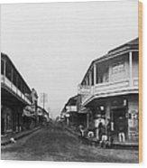 Hawaii: Honolulu, C1875 Wood Print