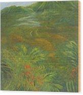 Hawaii II Wood Print