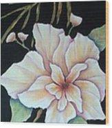 Hawaiian Pua Wood Print