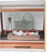 H.c. Westermann Run Over By A Death Ship Wood Print