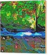 Hcbyb 105 Wood Print