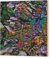 Hcbyb 119 Wood Print