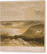 Head Of The Harbour, Sebastopol  W. Simpson Wood Print
