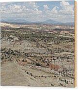 Head Of The Rocks Overlook - Utah's Scenic Byway 12 Wood Print