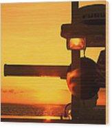 Heading Towards The Sun By Diana Sainz Wood Print