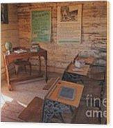 Headmasters Corner Wood Print