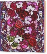 Healing Flowers For You Wood Print