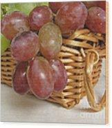 Healthy Snack Wood Print