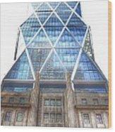Hearst Tower - Manhattan - New York City Wood Print