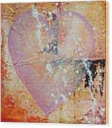 Heart # 79 - Original Available Wood Print