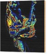 Heart #53abc Wood Print
