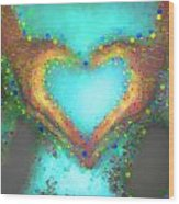 Heart In Hand Love Bubble Baths Shower Curtain For Sale By
