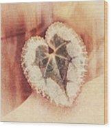 Heart Of Nature Wood Print
