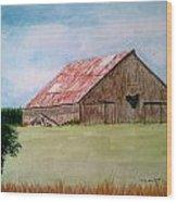 Heartland Barn Wood Print