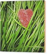 Hearty Wood Print