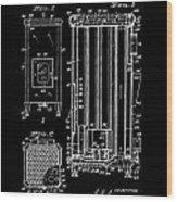 Heater Wood Print