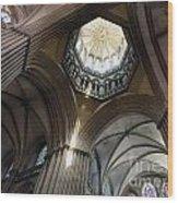 Heaven's Antechamber Wood Print