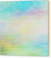 Heaven's Gate - Moravian Falls #1 Wood Print
