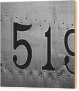 Heavy Metal 1519 - Photopower 1468 Wood Print