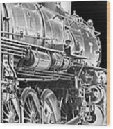Heavy Metal 1519 - Photopower 1469 Wood Print