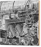 Heavy Metal 1519 - Photopower 1476 Wood Print