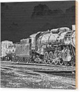 Heavy Metal 1519 - Photopower 1477 Wood Print