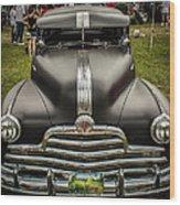 Heavy Metal 1941 Pontiac Wood Print