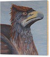 Griffon Wood Print