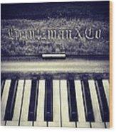 Heintzman Wood Print
