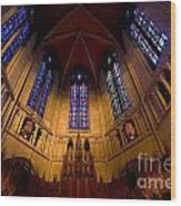 Heinz Memorial Chapel Pittsburgh Pennsylvania Wood Print