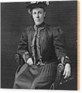 Helen Taft (1861-1943) Wood Print