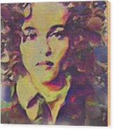 Helena  Wood Print